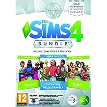 The Sims 4 Bundle Pack 11 - Codice Digitale nella Confezione - PC