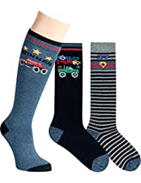 von fuehrenden Orthopaeden in Gross Britannien empfohlen GRIPPA SOCKS Sterne -Design kids Hausschuhsocken aus Baumwolle Bestens geeignet fuer Kinderfuesse.
