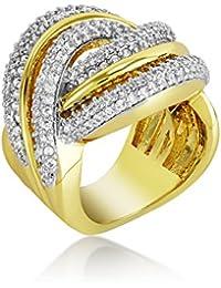 SHAZE Queen Studded Ring|Rings for Women Ring for Girlfriend