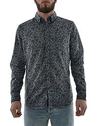chemise lee cooper 005392 darwin gris