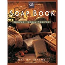 Soap Book by Sandy Maine (1995-09-01)