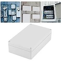 Caja electrica IP65, Cajas de conexión a prueba de agua, Conector de cable Caja de conexiones eléctricas ABS plástico exterior 200 * 120 * 56mm