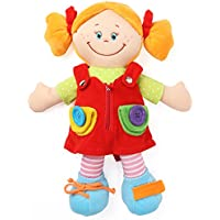 Andreu Toys TB15406 Kitty'S Dressing-Up Doll, Multi Colour, 36 x 35 x 8 cm preiswert