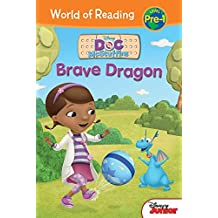 Brave Dragon (Doc McStuffins: World of Reading, Pre-1)