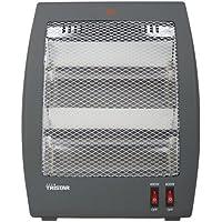 Tristar Elektroheizung mit zwei Leistungsstufen und Kippsicherung [400-800 Watt Leistung, 1,2 Meter Kabelzuleitung] - KA-5011