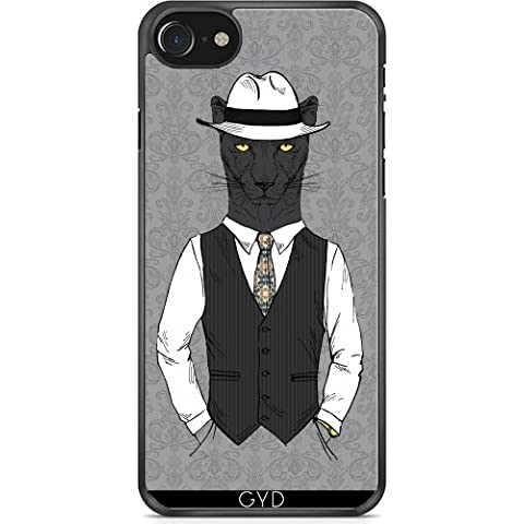 Funda para Iphone 7 / 7S (4,7 '') - Caballero De La Pantera by Olga Angelloz Design