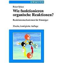 peter sykes organic chemistry pdf