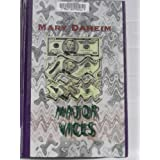 Major Vices: A Bed and Breakfast Mystery (Beeler Mysteries) by Mary Daheim (2002-11-02)