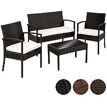 Mesa y sillas terraza - Amazon mesas de jardin ...