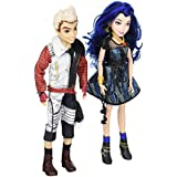 Descendientes de Disney 2-Pack Evie y Carlos