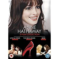 Anne Hathaway 3 Film Collection