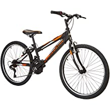 New Star 80EM001 - Bicicleta BTT 24