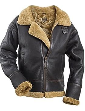 B-3 ALPHA chaqueta de pilotoINDI