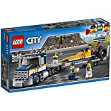 LEGO City 60151 - Dragster-Transporter