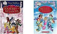 Thea Stilton: The Journey to Atlantis (Geronimo Stilton: Thea Stilton) + Thea Stilton Se: The Secret of the Fa