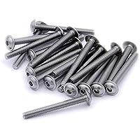 20 Stk x Schrauben M3 x 5mm Senkkopf Pozidriv Stahl Zink #A2504