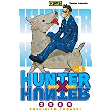 Hunter X Hunter - Tome 5