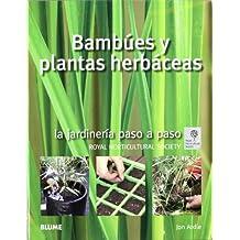 Jardinería paso a paso. Bambúes y plantas herbáceas