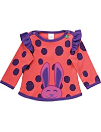 Fred's World by Green Cotton Circus Rabbit T Baby Camiseta para Bebés