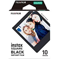 Instax SQUARE Film 10 shot pack, Black border
