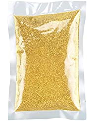 VENMO 50g Nagel Kunst Metall Glitzerpulver,Gold