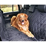 EarthSafe® Cubierta de asiento de coche del animal doméstico, impermeable Estilo Hamaca Perros Pet coche de la estera del amortiguador (54 '' x 58 '')