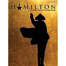 Miranda, L: Hamilton (Vocal Selections)