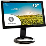 "DoubleSight Displays Smart USB LCD Monitor, 10"" Screen, Portable No Video Card Required PC/MAC (Black)"
