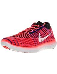 Nike Free Rn Motion Flyknit, Zapatillas de Running para Hombre