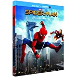 SPIDER-MAN : HOMECOMING - BD (UV) INCLUS COMIC BOOK