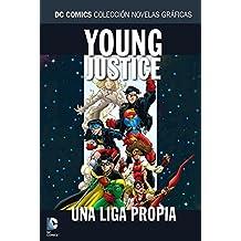 Colección Novelas Gráficas núm. 38: Young Justice: Una liga propia