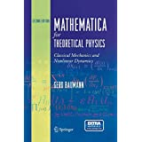Mathematica for Theoretical Physics: Classical Mechanics and Nonlinear Dynamics
