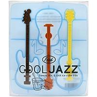 Fred Cool Jazz Contenitore per cubetti di ghiaccio a forma di chitarra