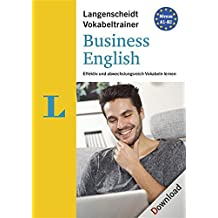 Langenscheidt Vokabeltrainer 7.0 Business English [PC Download]