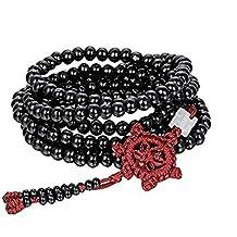 e784167344aa5 Bracelet – Bracelet – chapelet – Bouddha – Prière – Méditation – bouddhiste  tibétain – Bois