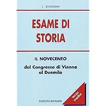 Bignami storia libri scolastici libri for Codice promozionale amazon libri scolastici