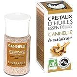 Les Encens du Monde - Cristaux d'huiles essentielles cannelle bio - 20 g cristaux d'huile essentielle - Les