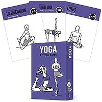 Yoga Ejercicio tarjetas – 70 poses de Yoga para la construcción de fuerza | aumentar energía