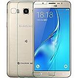[2-Pack] Protector de Pantalla Galaxy J7 (2016),SPARIN, Vidrio Templado para Samsung Galaxy J7,Cristal Templado Protector de Pantalla con [2.5d Borde redondo][9H Dureza][Alta Definicion][Garantía de por vida]