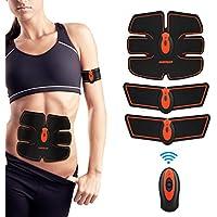 Électrostimulateur pour abdominaux hurrise électrostimulation musculaire professionnelle abdomen/Bras/Jambes/Waist/fesses massaggi-attrezzi
