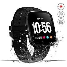 Amazon.es: smartwatch ios frecuencia cardiaca