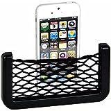 EASY4BUY® Universal Car Net Holder Phone Holder Pocket Organizer String Bag Mobile Stand