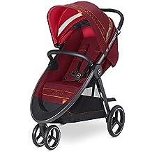G.B. 1703496031 - silla de paseo sila 3 dragon red gb 0m+