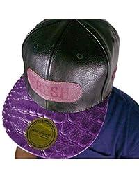b8f3f084 State Property Full Faux Leather Strap Back Caps, Mens & Ladies Fresh  Snapback Hip Hop