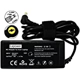 Lapower Laptop Adapter For Acer TravelMate 4730 90w 4.74a 1 Year Warranty (Power Cord Included)