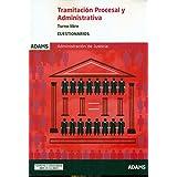 Cuestionarios Tramitación Procesal y Administrativa