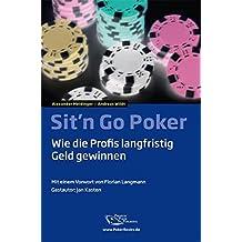 Sit'n Go Poker: Wie die Profis langfristig Geld gewinnen