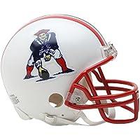 NFL Mini Throwback Helm New England Patriots 1990-92 Mini Helmet