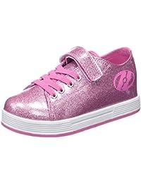 HEELYS Spiffy Glitter 770719 - Zapatos 2 ruedas para niñas