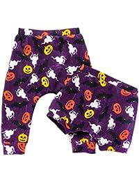 Yuke Baby 2-6 Años Pantalones Cortos para Niños 2 Sets Algodón Estampado Pantalones De Dormir